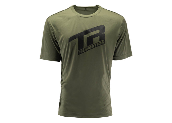 Transition Swift Jersey Olive Green