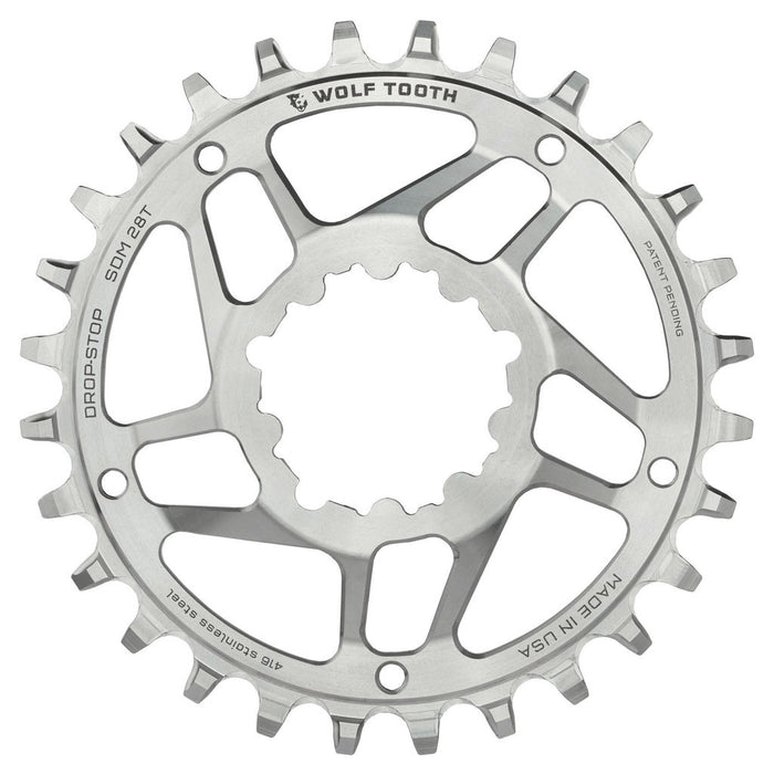 Wolftooth Sram GXP DM Stainless