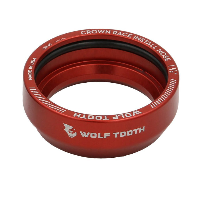 Wolf Tooth Crown Race Installation Adapter
