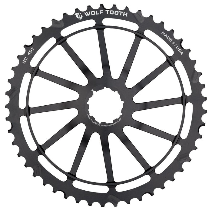 Wolftooth 49t GC Shimano