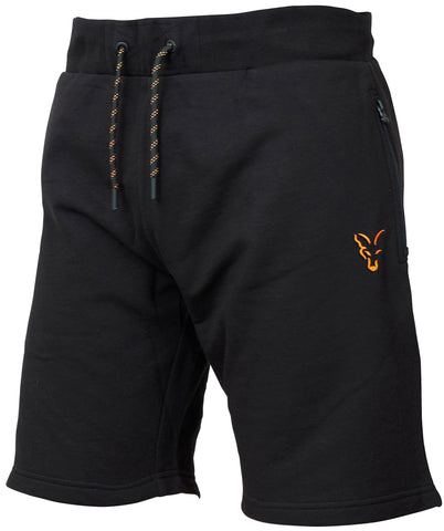 Fox Collection LW Jogger Shorts Black/Orange