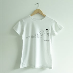 "Women's T-shirt ""The Divine Comedy"""