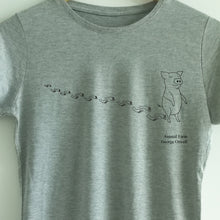 "Women's T-shirt ""Animal Farm"""