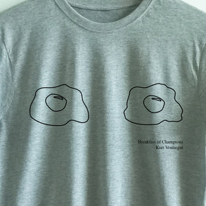"Men's T-shirt ""Breakfast of Champions"""