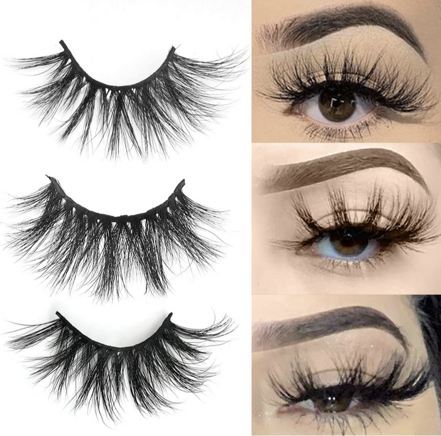 Kitty Kat Long Luxurious Lashes