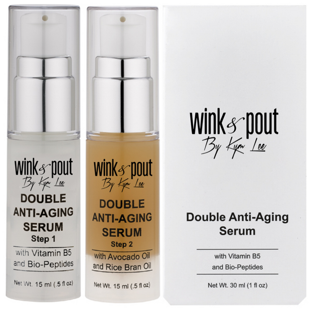 Double Serum Anti Aging Duo