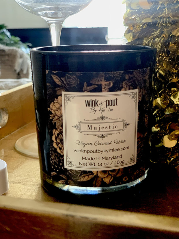 MAJESTIC Luxury Candle