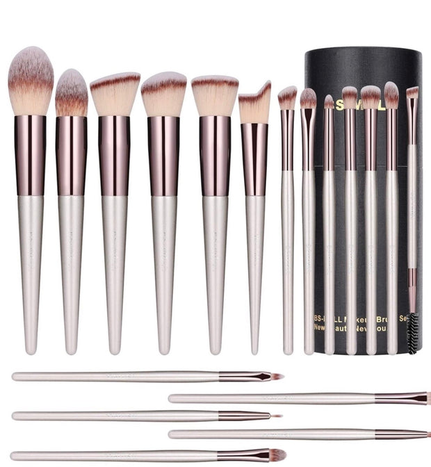 Brush Set (18 Piece) Premium