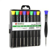 Baku BK-6108 Screwdriver Set 8 in 1