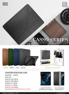 CRAFTED for ipad CASE