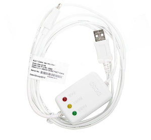 DCSD Alex Cable for iPhone Serial Port Engineering Cable -