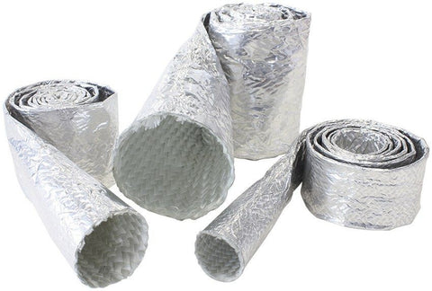 Aluminised Heat Sleeve