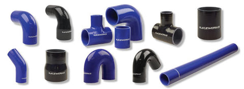 Silicone Hose and Clamps