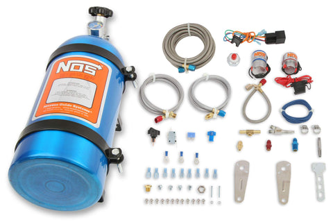 NOS - Single Fogger Wet Nitrous System MUTLI-FIT