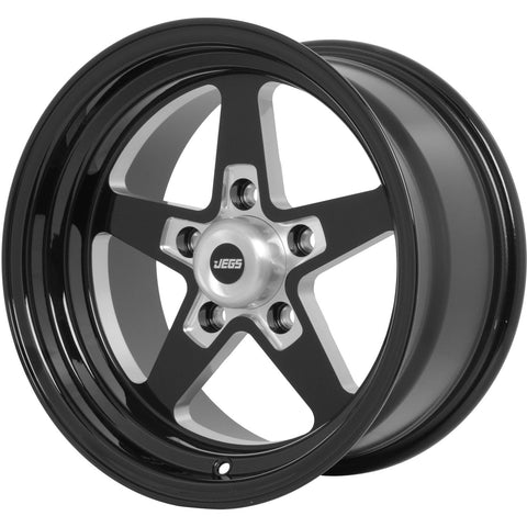 "SSR Star Wheel [Size: 15"" x 8""] Offset: 27 mm Back Spacing: 5.5"" 5x120.65"