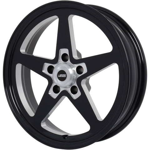 JEGS SSR Star Wheel 17 x 4.5  5x120.65 1.75BS