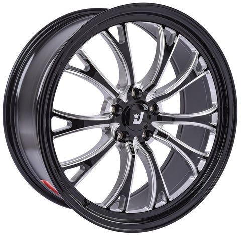 "SSR Spike Wheel [Size: 20"" x 8.5""] 5x120"