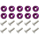 Billet Dress-Up/Fender Bolt Kit M6 x 1.00mm (20mm UHL)