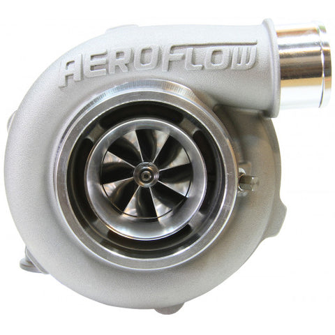 BOOSTED 5455 .83 Turbocharger, Natural Cast Finish