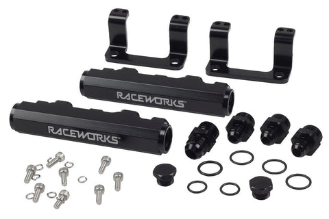 Toyota 86 and Subaru BRZ.  fuel rail kit