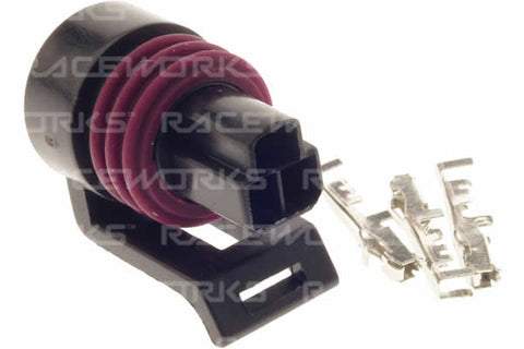 Raceworks Connector to Suit TI/Euro Pressure Sensors