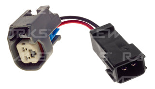 HONDA OBD2 HARNESS - USCAR INJECTOR (WIRED)