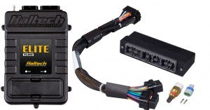Haltech Elite 1500 + Plug'n'Play Adaptor Harness Kit HT-150939 Suits: Honda OBD-I B-Series Civic, Integra, Prelude & Accord