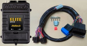 Haltech Elite 1500 + Plug'n'Play Adaptor Harness Kit HT-150997 Suits: Polaris Slingshot (2015-2016)