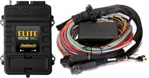 Elite 2500T (DBW) (ATM) + 2.5m (8ft) Premium Universal Wire‐in Harness Kit HT- 151314