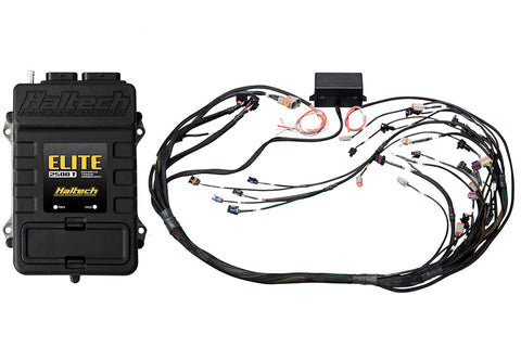 Elite 2500 T + GM GEN IV LSx (LS2/LS3 etc) DBW Ready Terminated Harness Kit
