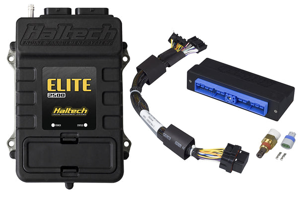 Elite 2500 + Nissan Patrol Y60 (TB42)  Plug 'n' Play Adaptor Harness Kit