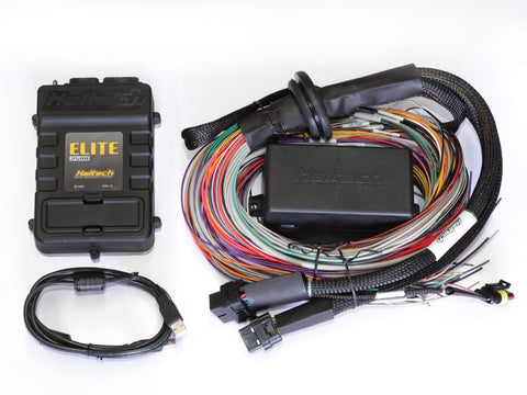 Elite 2500 (DBW) - 2.5m (8 ft) Premium Universal Wiring Harness Kit HT-151304