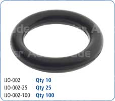 UPPER INJECTOR O'RING 11mm