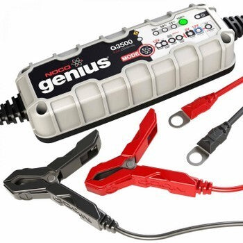 NOCO GENIUS NOCO 6/12V 3.5A SMART BATTERY CHARGER 240V