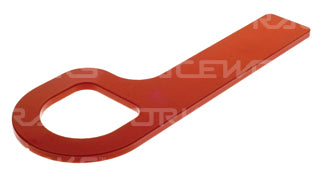 TOW HOOK CAMS SPEC RED