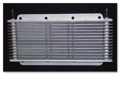 PWR Trans Oil Cooler- 280 X 110 X 19MM (3/8 BARB)