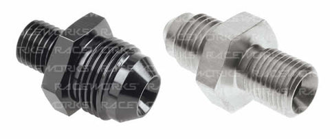Raceworks Flare - Metric Male to Male Flare AN