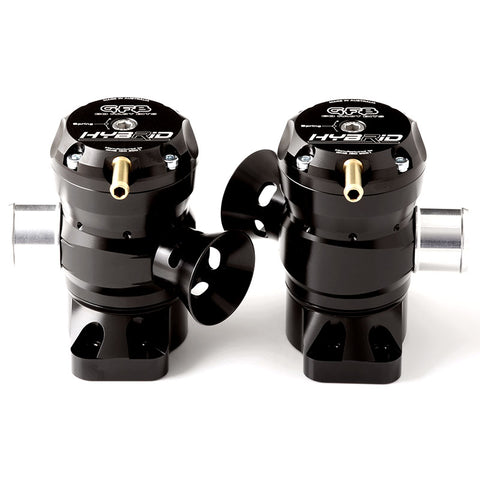 Hybrid Dual Outlet Valve (3 Valves in one, diverter valve/ BOV) 2 VALVES INCLUDED