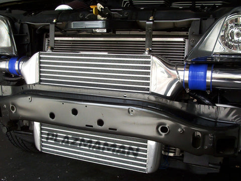 Plazmaman Ford Territory Intercooler Only