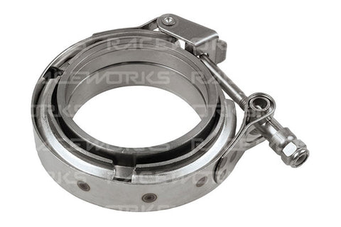 Raceworks  Stainless Steel V-Band Flange & Clamp Kits