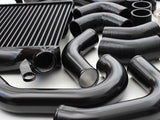 Plazmaman S14/15 COMPETITION Swept Back Tube & Fin Intercooler Kit