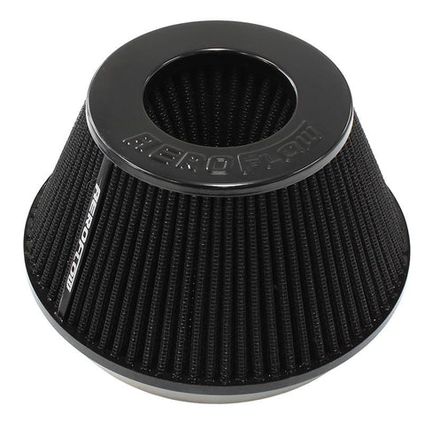 "Universal Tapered 6"" (152mm) Clamp-On Filter - Black AF2711-1009"
