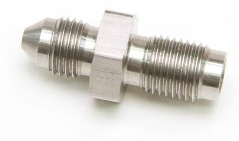"Stainless Steel Inverted Flare Adapter  3/8""-24  AF340-03"