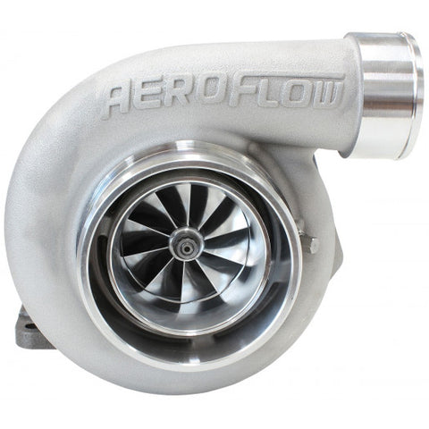 BOOSTED 5855 1.06 Turbocharger 400-750HP Rating - Natural Cast Finish