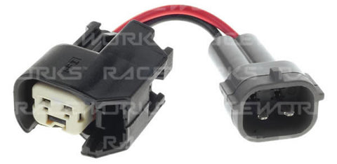 Raceworks Denso Harness – USCAR Injector Wiring Plug