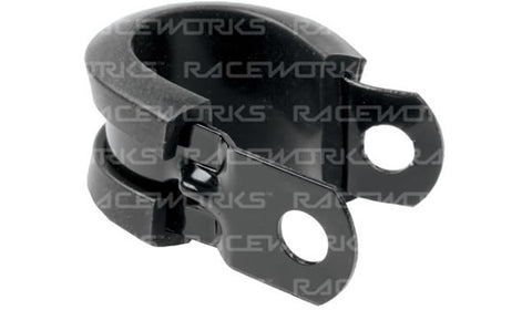 Raceworks P Clip for 600 Series Hose - 5 Pack