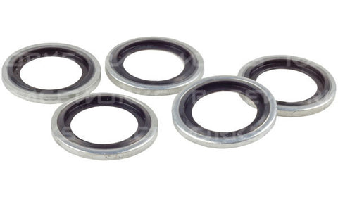 Raceworks Dowty Seals - 5pack