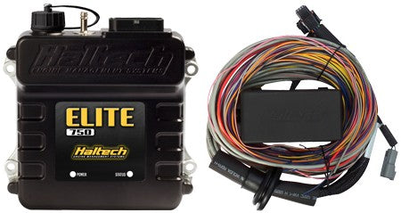 HT-150604 Elite 750 Premium Universal Wire-­in Harness Kit
