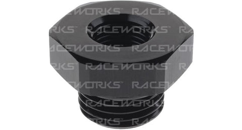 "Raceworks AN O-Ring Male to 1/8"" NPT Port"