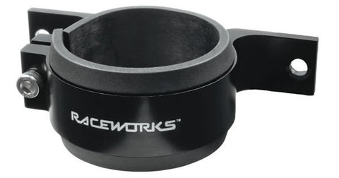 Raceworks Billet Fuel Pump Bracket 60mm